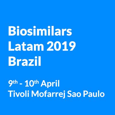 Biosimilars Latam – Brazil 2019