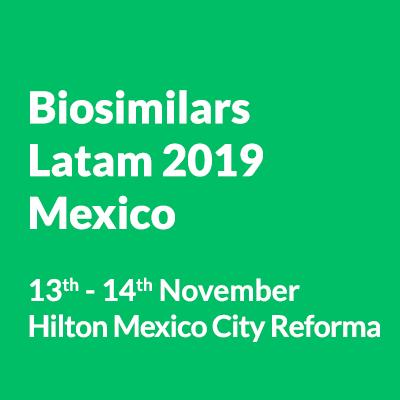 Biosimilars Latam – Mexico 2019